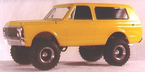 72 chevy 4x4 blazer Chevy